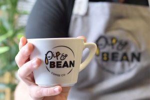 Blue Apple launches bespoke coffee Pip & Bean