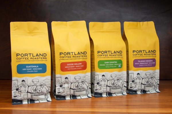 Portland Roasting Coffee becomes Portland Coffee Roasters