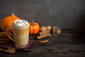Is pumpkin spice coffee & tea yesterday's news?