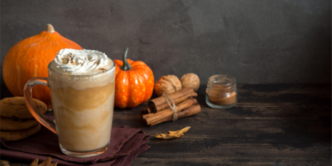 Is pumpkin spice coffee & tea yesterday's news?
