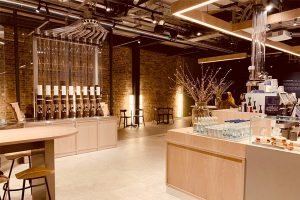 Roasting Plant Coffee opens its first UK store