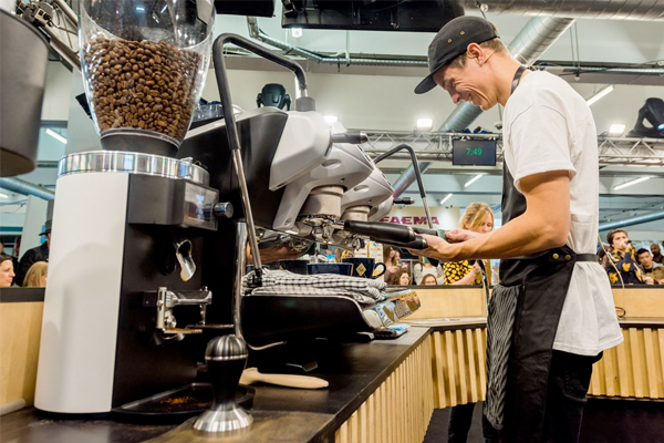 Netherlands Win For London Coffee Masters Tea Coffee