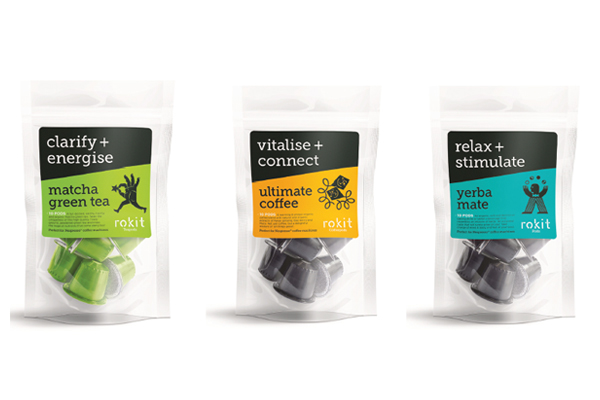 Rokit Redesigns Packaging for Nespresso-Compatible Pods
