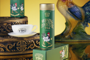 TWG Tea awakens a New Year with the Morning Rooster Tea