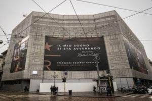 Starbucks to open reserve Roastery in Milan in 2018