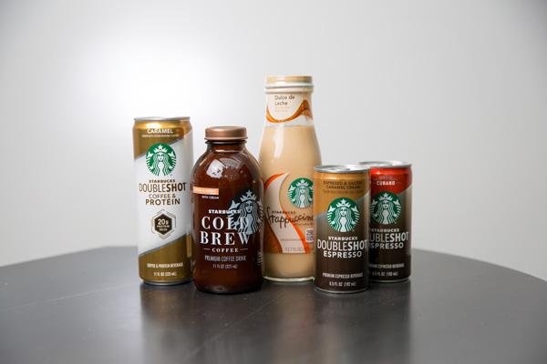 Starbucks expands RTD coffee line