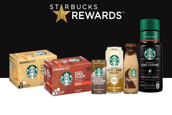 Starbucks expands Rewards loyalty program into grocery locations