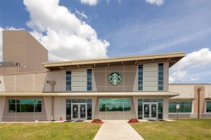 Starbucks completes expansion of Augusta plant
