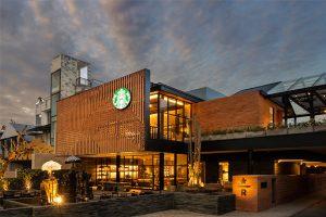 Starbucks opens unique coffee sanctuary in Bali, Indonesia