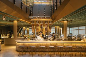 Starbucks opens its largest Reserve Roastery in Chicago