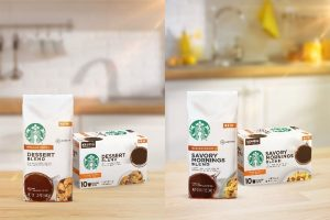 Starbucks introduces new K-Cup range