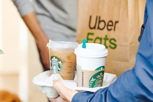 Starbucks to roll out delivery across the US by 2020