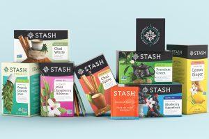 Stash Tea Celebrates B Corp Milestone with Packaging Redesign