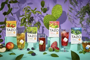 Tazo adds new range to Target