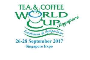 Tea & Coffee World Cup is coming to Singapore