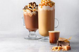 Starbucks introduces winter beverages around the world