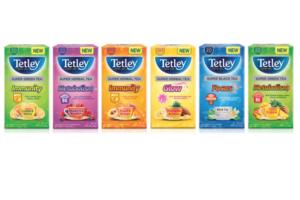 Tetley USA launches Super Teas line