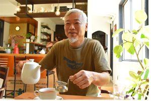 Japan's MUSICA reopens its tea saloon