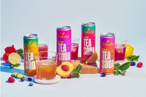 Teatulia turns over a new leaf with Tea Sodas