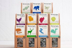 teapigs achieves 18 Great Taste Awards