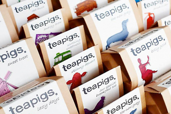 Teapigs Is One Steep Ahead of the Crowd