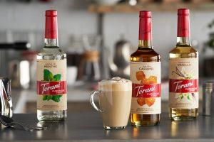 Puremade Syrups from Torani