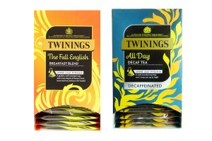 Twinings delivers two new blends for OOH