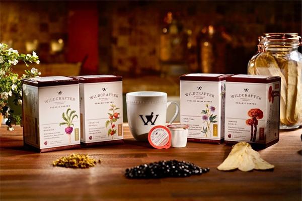 Wildcrafter launches range of botanical coffees