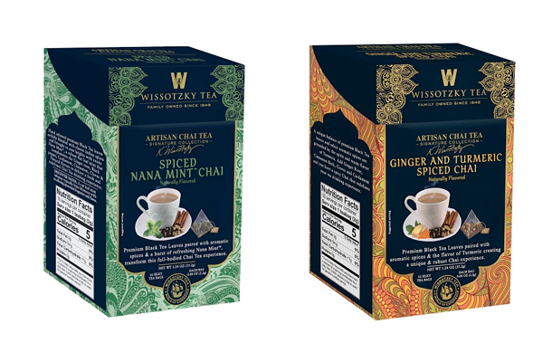 Wissotzky satisfies chai tea demand