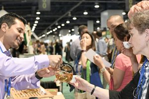 Hundreds of new tea products at the World Tea Expo 2019