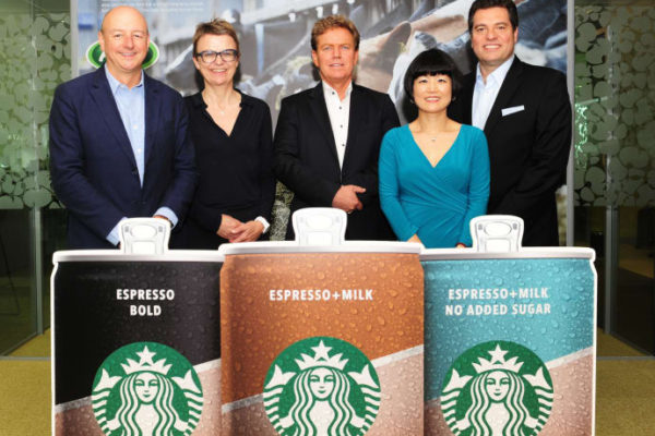 Starbucks Extends Partnership with Arla Foods